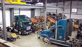Truck and diesel engine repair at Progressive Diesel