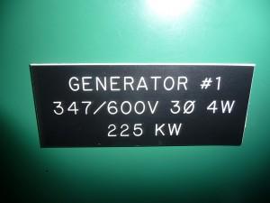 Used Generators for sale