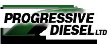 Progressive Diesel logo