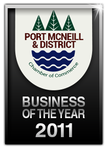 Port McNeill Business of the year