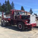 ALPINE truck and engine rebuild