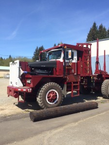 truck rebuild